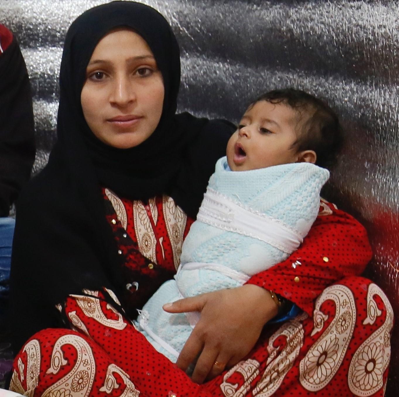 Idlib Bekaa refugees